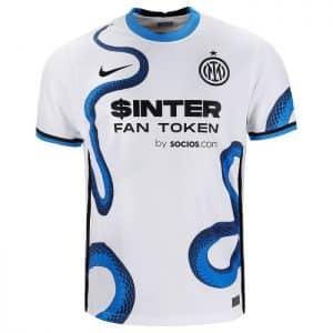 Camisa Oficial Inter de Milão 21/22 Away Torcedor