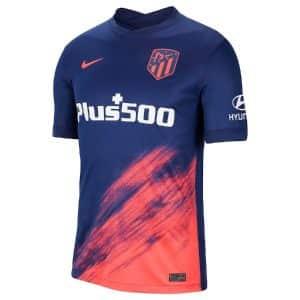 Camisa Oficial Atlético de Madri 21/22 Away Torcedor