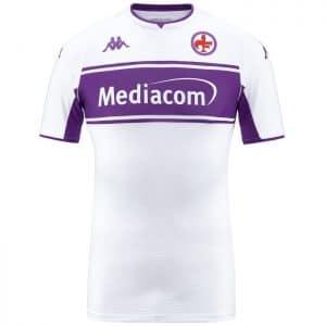Camisa Oficial Fiorentina 21/22 Away Torcedor