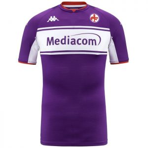Camisa Oficial Fiorentina 21/22 Home Torcedor