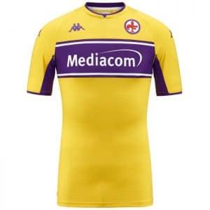Camisa Oficial Fiorentina 21/22 Third Torcedor