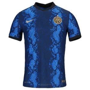 Camisa Oficial Inter de Milão 21/22 Home Torcedor