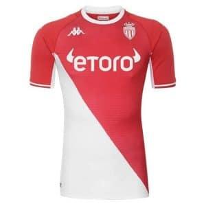 Camisa Oficial Mônaco FC 21/22 Home Torcedor