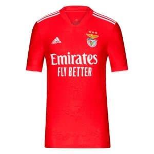 Camisa Oficial Benfica 21/22 Home Torcedor
