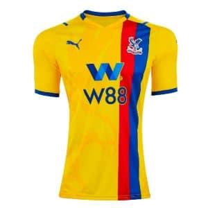Camisa Oficial Crystal Palace 21/22 Away Torcedor