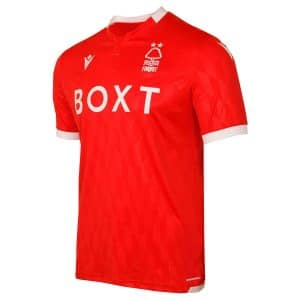 Camisa Oficial Nottingham Forest 21/22 Home Torcedor