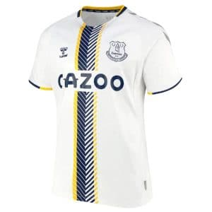 Camisa Oficial Everton FC 21/22 Third Torcedor