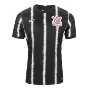 Camisa Oficial Corinthians 21/22 Away Torcedor