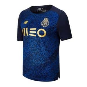 Camisa Oficial FC Porto 21/22 Away Torcedor