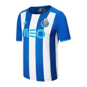 Camisa Oficial FC Porto 21/22 Home Torcedor