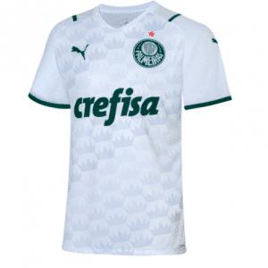 Camisa Oficial Palmeiras 2021 Away Torcedor