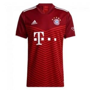 Camisa Oficial Bayern de Munique 21/22 Home Torcedor