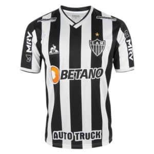 Camisa Oficial Atlético Mineiro 2021 Home Torcedor