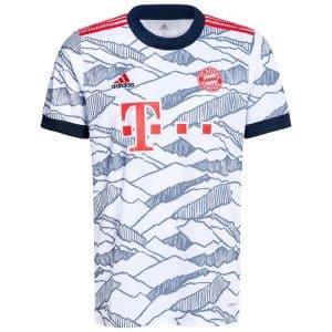 Camisa Oficial Bayern de Munique 21/22 Third Torcedor