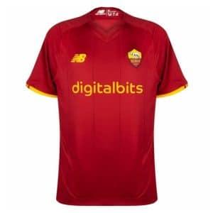 Camisa Oficial Roma 21/22 Home Torcedor