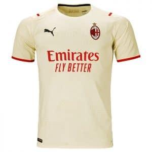 Camisa Oficial Milan 21/22 Away Torcedor