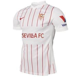 Camisa Oficial Sevilla 21/22 Home Torcedor