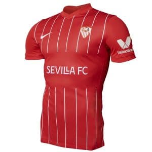 Camisa Oficial Sevilla 21/22 Away Torcedor