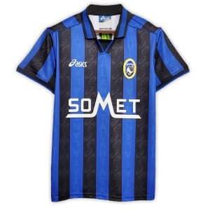 Camisa Retrô Atalanta 96/97 Home