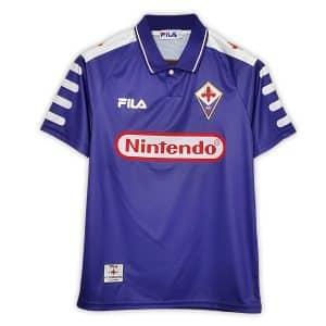Camisa Retro Fiorentina 1998 Home