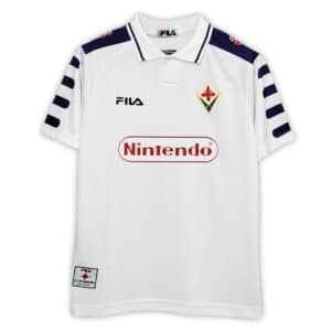 Camisa Retrô Fiorentina 1998 Away