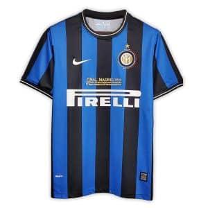Camisa Retrô Inter de Milão 2010 Home