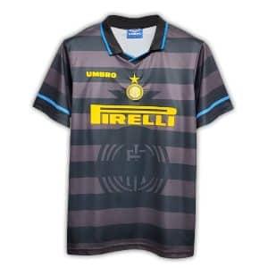 Camisa Retrô Inter de Milão 97/98 Away