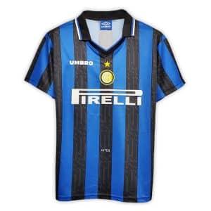 Camisa Retrô Inter de Milão 97/98 Home