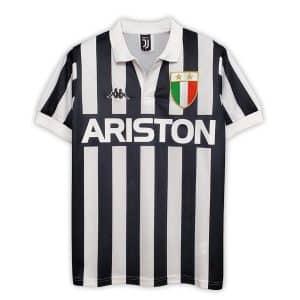 Camisa Retrô Juventus 84/85 Home