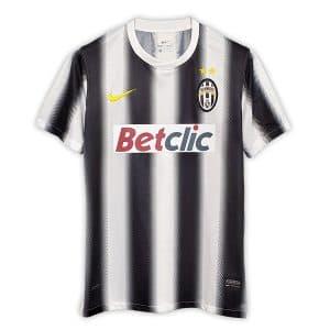 Camisa Retrô Juventus 11/12 Home