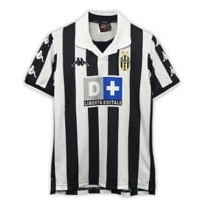 Camisa Retrô Juventus 99/00 Home