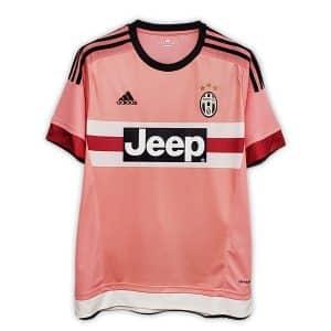 Camisa Retrô Juventus 15/16 Away