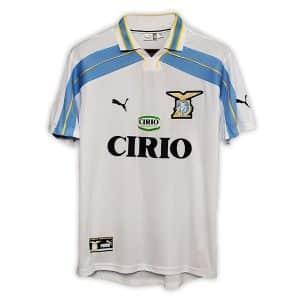 Camisa Retrô Lazio 00/01 Away