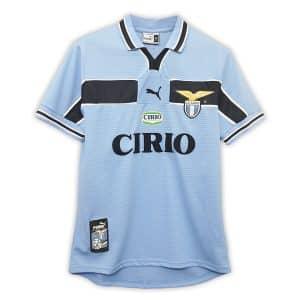 Camisa Retrô Lazio 99/00 Home