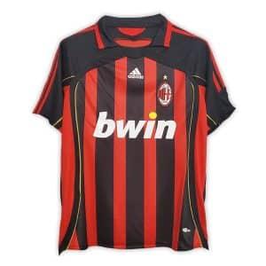 Camisa Retrô Milan 06/07 Home