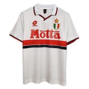 Camisa Retrô Milan 93/94 Away