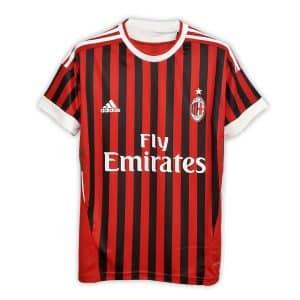 Camisa Retrô Milan 02/03 Home