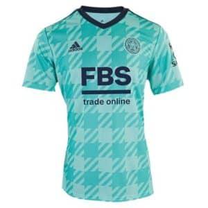 Camisa Oficial Leicester City 21/22 Away Torcedor