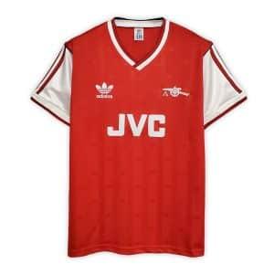 Camisa Retrô Arsenal 88/89 Home
