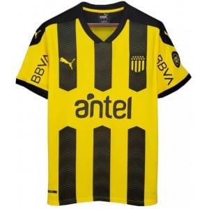 Camisa Oficial Peñarol 2021 Home Torcedor