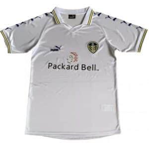 Camisa Retrô Leeds United 98/99 Home