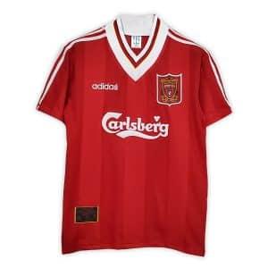 Camisa Retrô Liverpool 96/97 Home