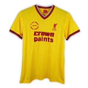 Camisa Retrô Liverpool 85/86 Third