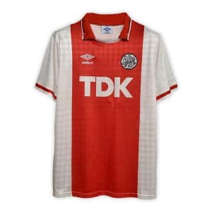 Camisa Retrô Ajax 90/92 Home