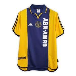 Camisa Retrô Ajax 00/01 Away