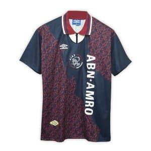 Camisa Retrô Ajax 1995 Away