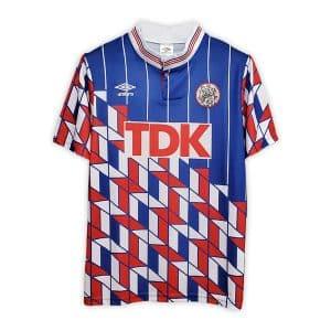 Camisa Retrô Ajax 1990 Away