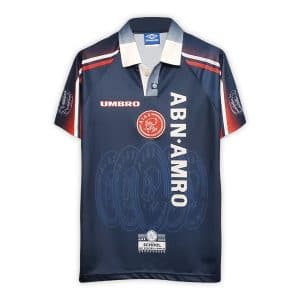 Camisa Retrô Ajax 97/98 Away