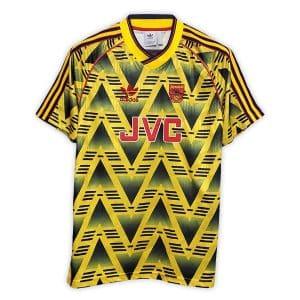 Camisa Retrô Arsenal 91/93 Away
