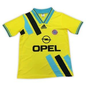 Camisa Retrô Bayern de Munique 1993 Away
